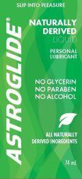 Astroglide Natural Personal Lubricant & Vaginal Moisturiser