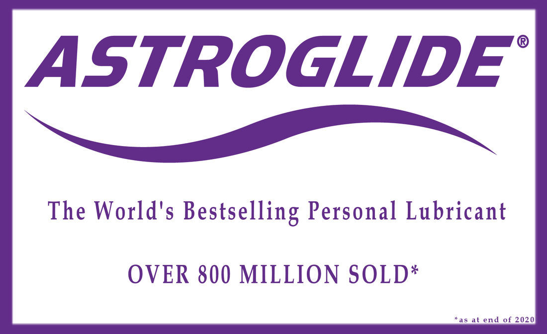 Astroglide - World's Best Selling Personal Lubricant Brand